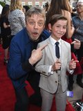 Jacob Tremblay, Star Wars Fanatic, Geeks Out Big Time Over Mark Hamill