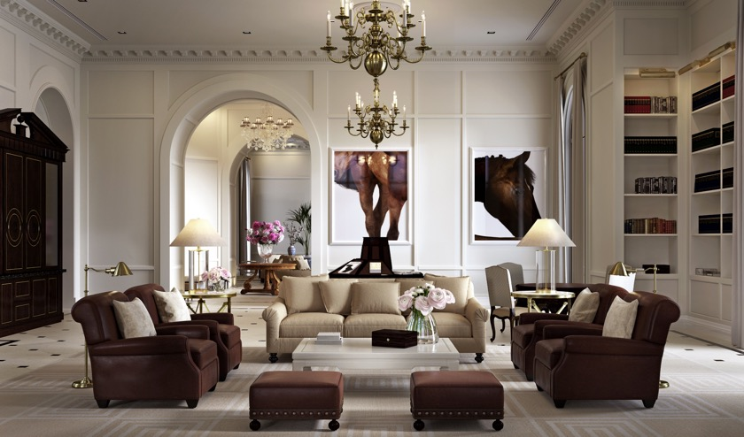 98 Wireless: Asia's First Ralph Lauren Styled Home