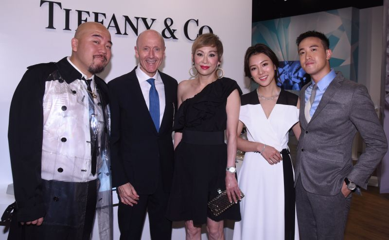 Tiffany & Co. hosts Hong Kong's elite at its Tiffany Diamond Academy opening cocktail