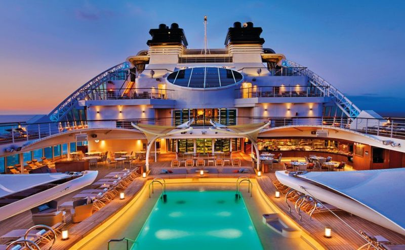 Small scale luxury cruise liners are the next big thing for unique getaways