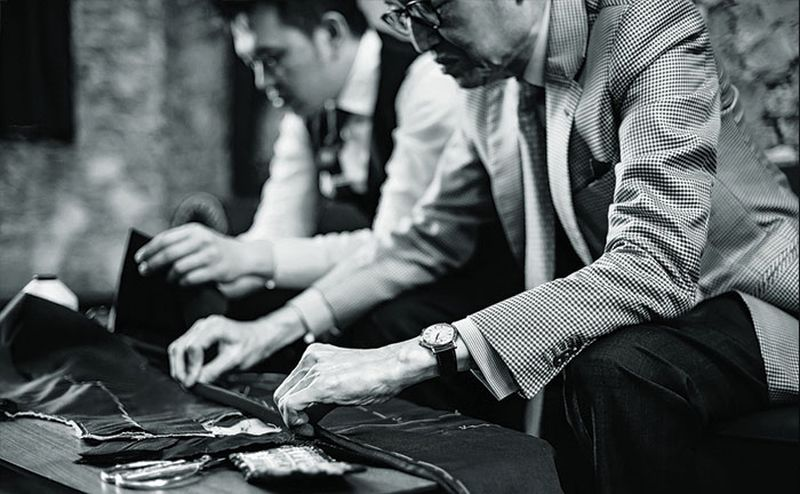 Here's how Singapore's bespoke tailors are future-proofing their trade