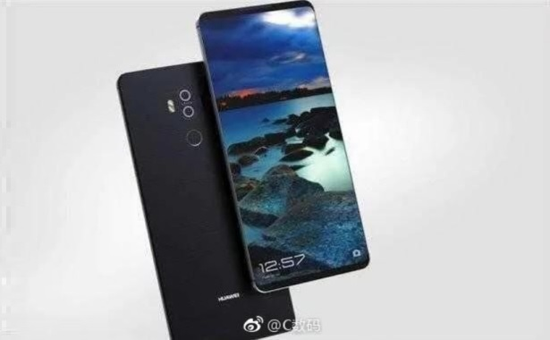 Check out the leaked renders and specs of Huawei's answer to the iPhone 8