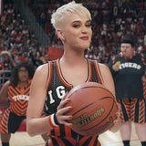 "Katy Perry Pulls Out All the Stops For Her Campy, Star-Studded ""Swish Swish"" Video"