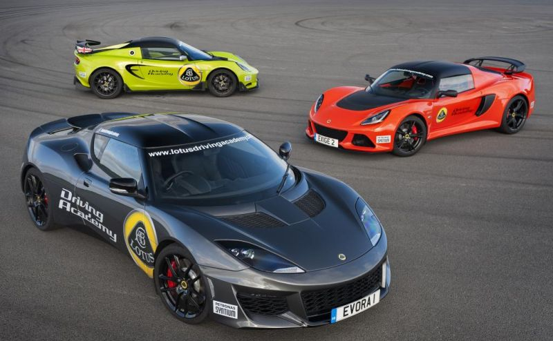 Get the coveted Lotus Licence at the new Lotus Driving Academy at Hethel