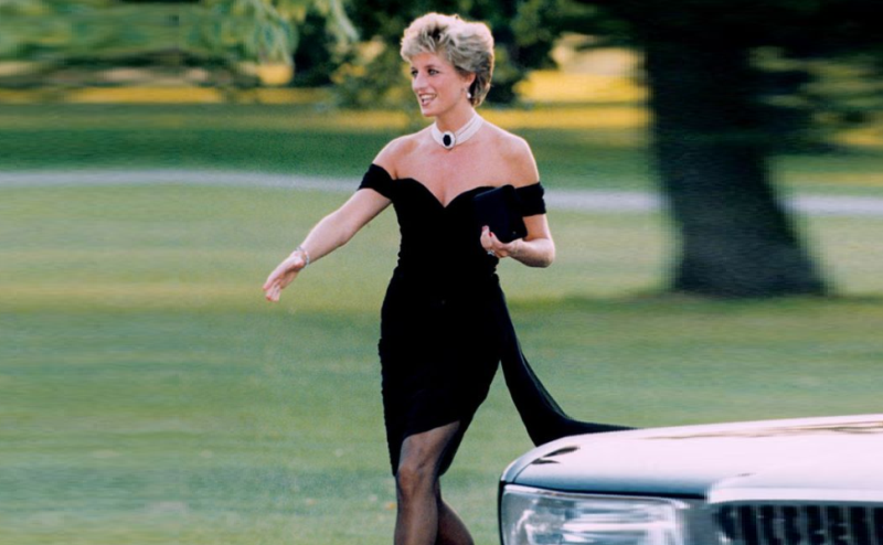 Five Fashion Trends That Were Made Popular By The Late Princess Diana