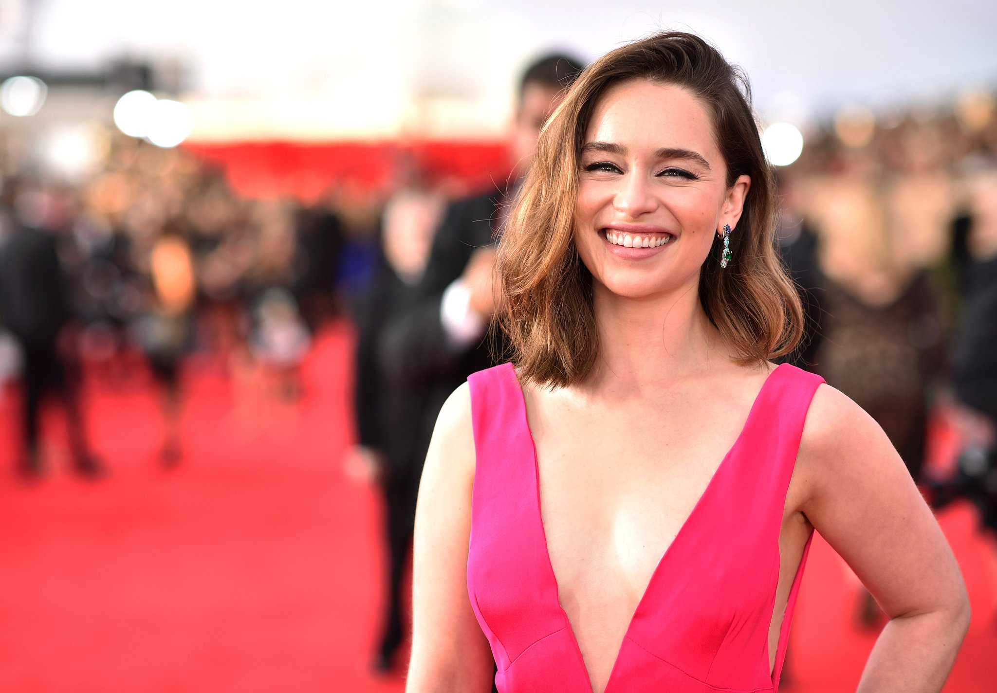Emilia Clarke Once Dated This Famous Actor, and More Fun Facts About the Game of Thrones Star