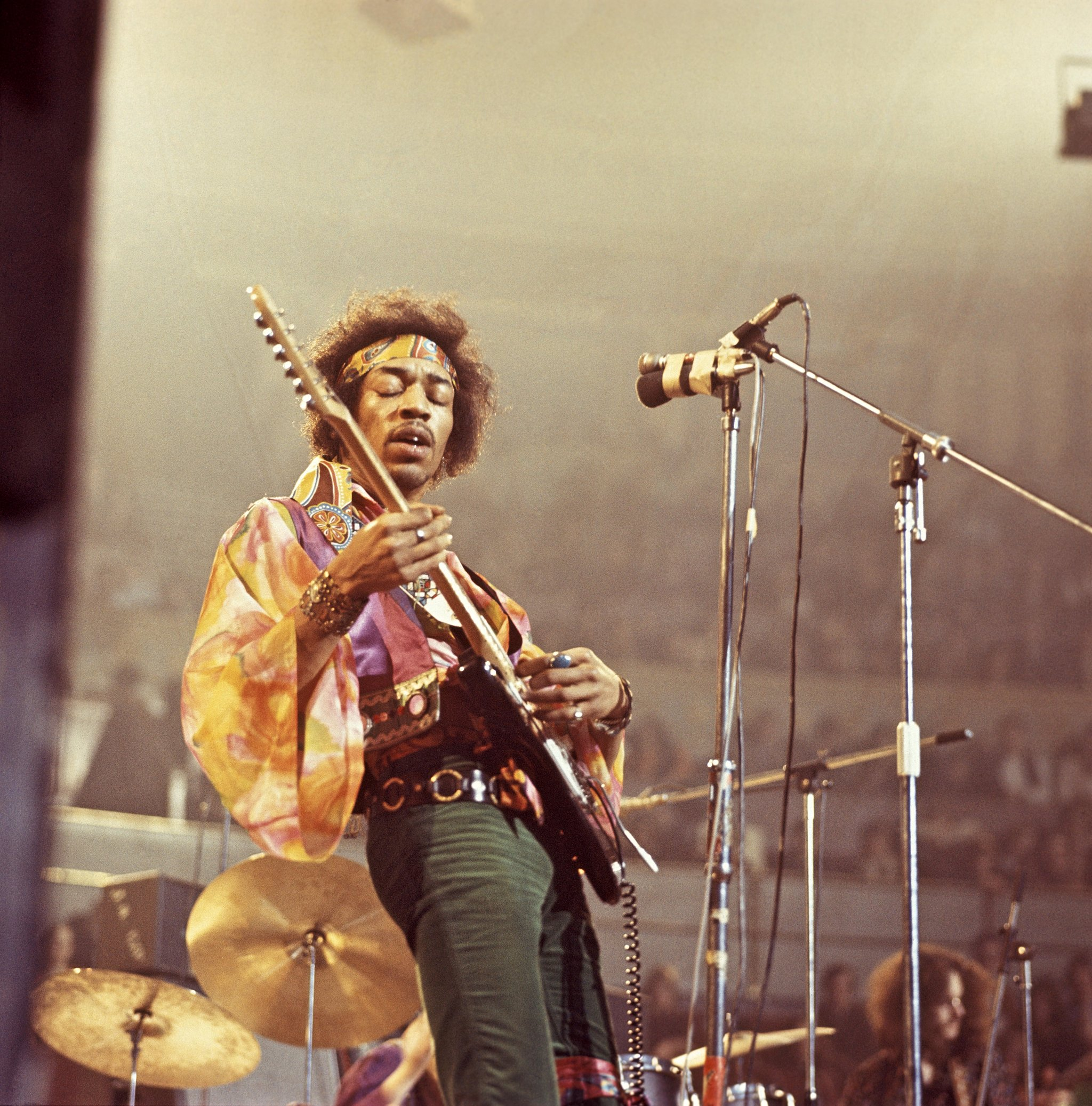 The Details of Jimi Hendrix's Death Are Still Pretty Frightening, Even 50 Years Later