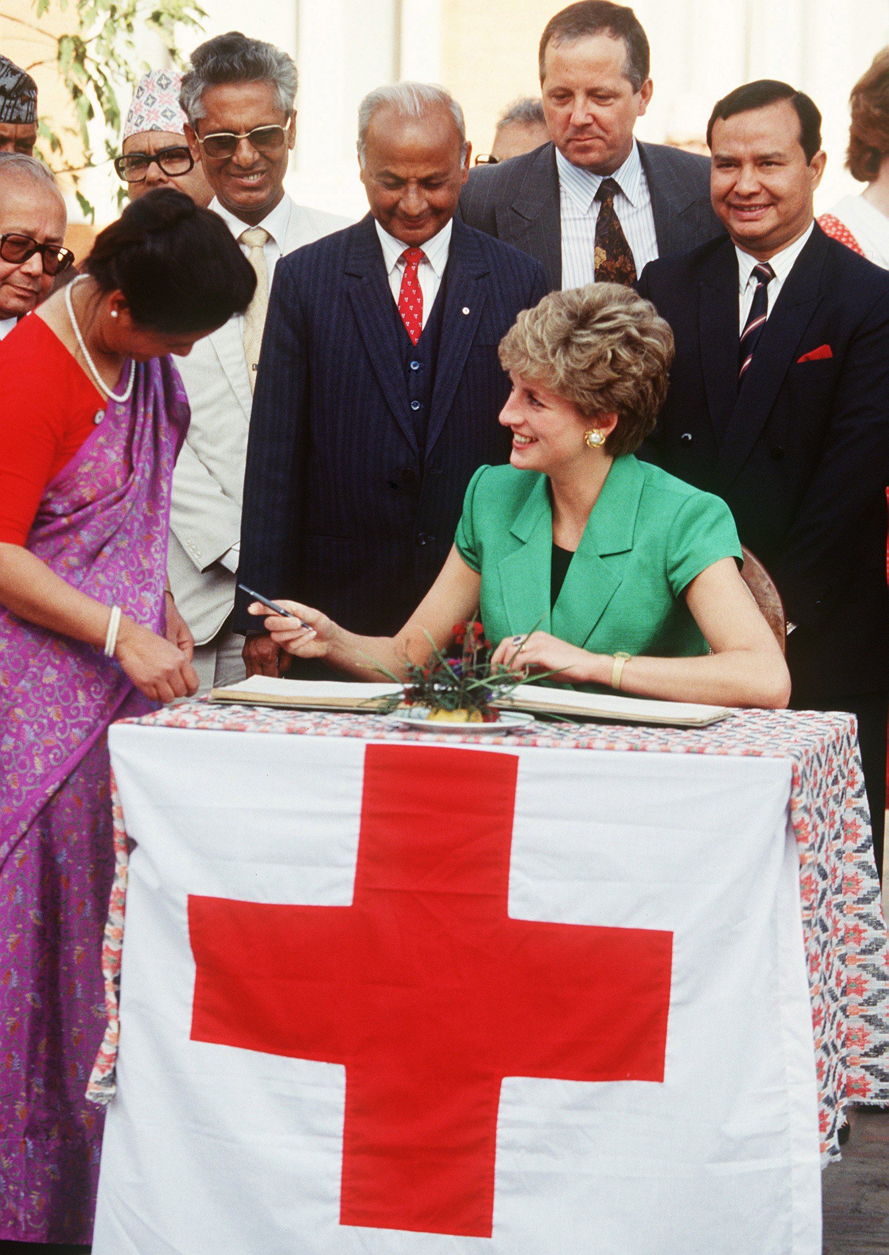 Princess Diana Was the First Member of the British Royal Family to Have Done This