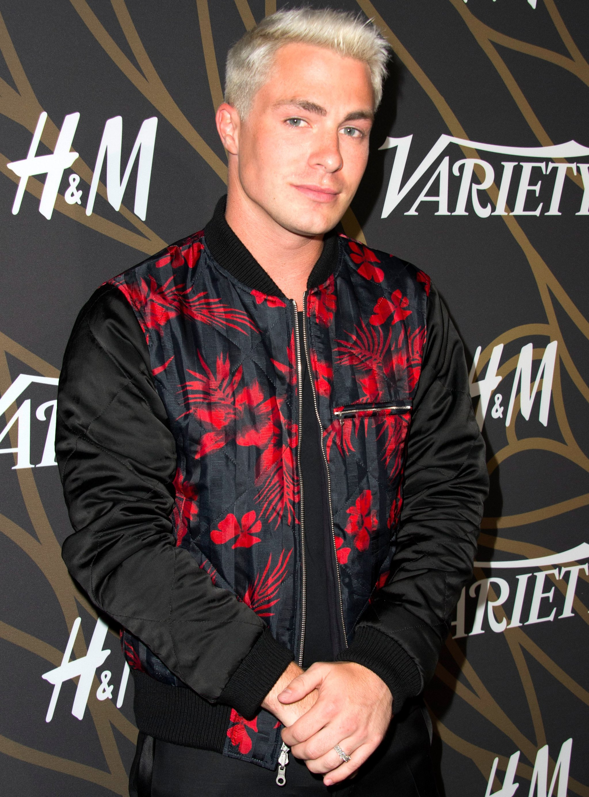 Colton Haynes Makes a Searing Point About Being an Out Gay Man in Hollywood