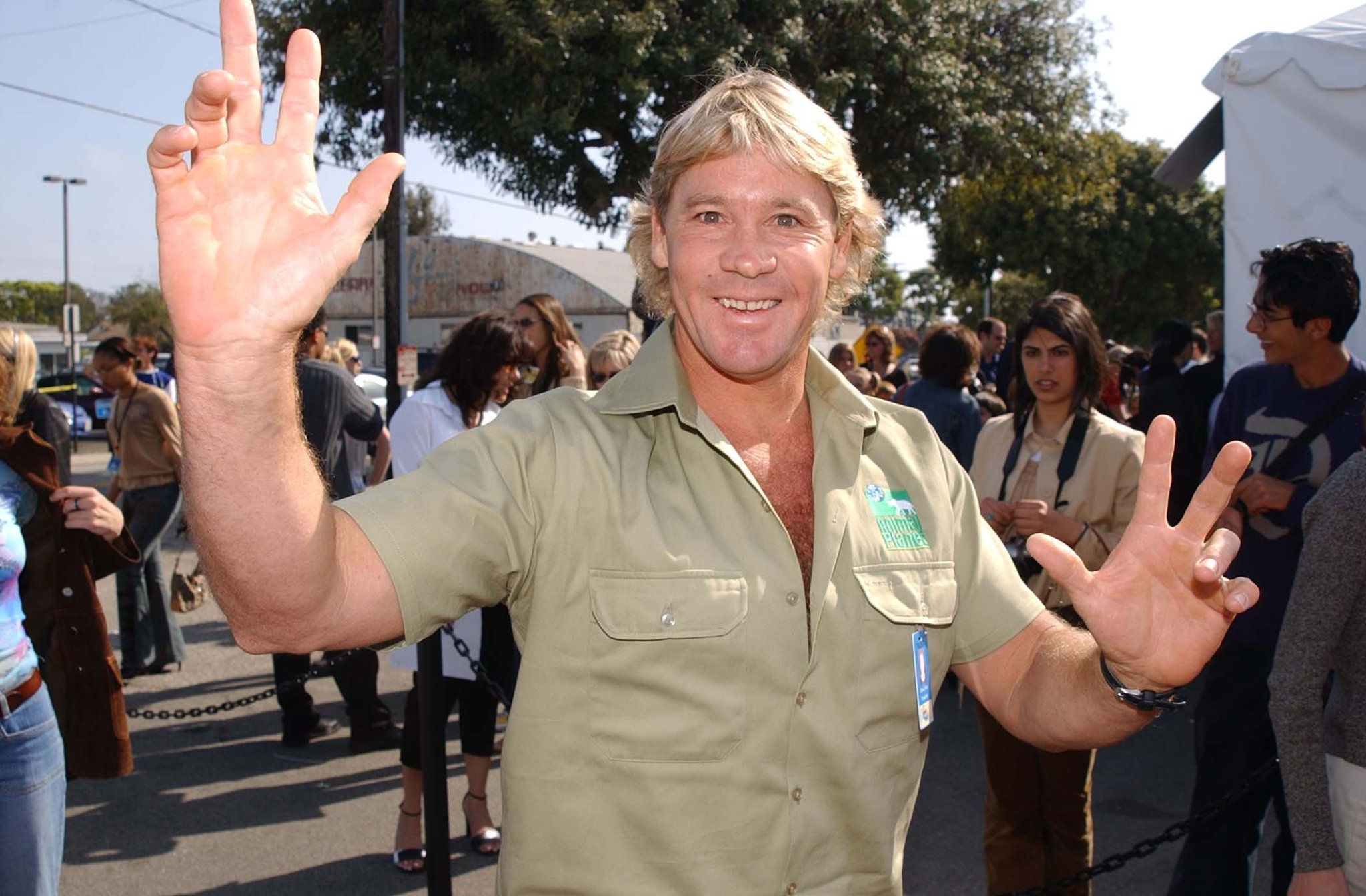 The Details About Steve Irwin's Tragic Death Will Still Make You Uneasy