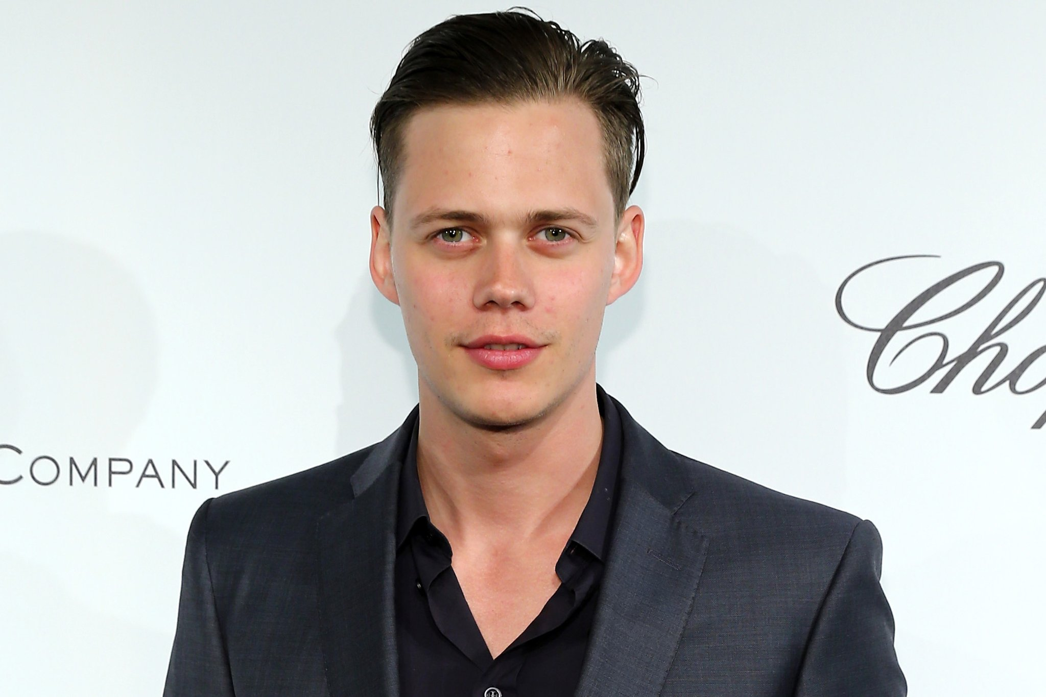 Meet Bill Skarsgard, the Guy About to Terrorize You as Pennywise
