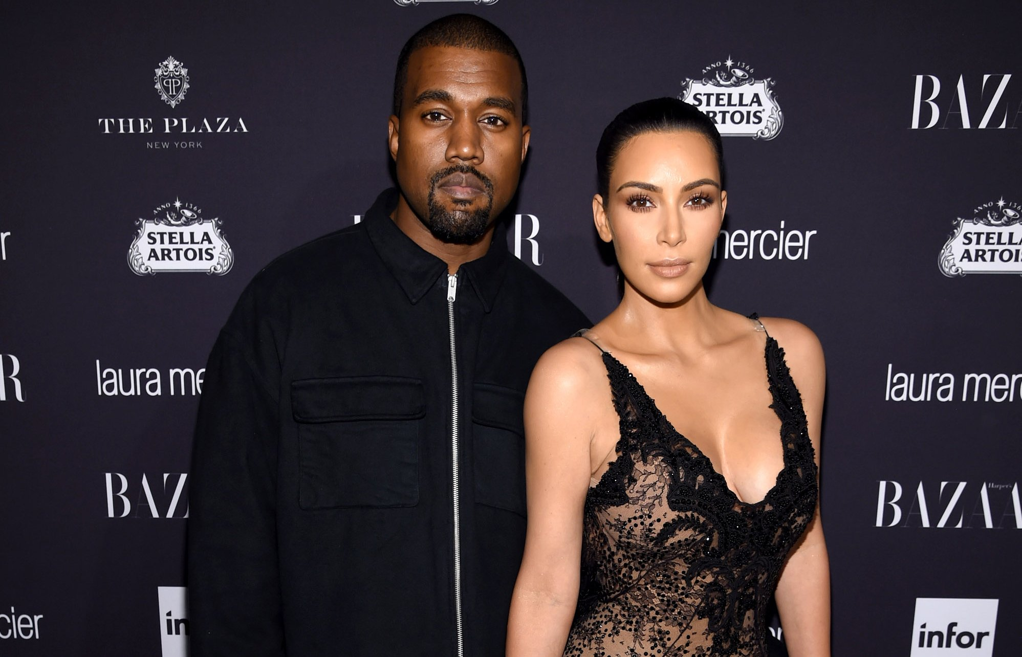 Kim Kardashian and Kanye West Are Reportedly Having Another Baby Girl